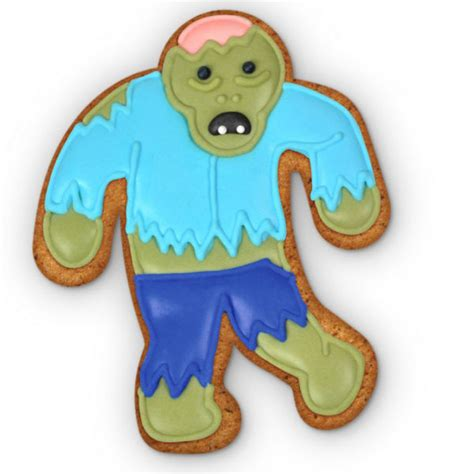 undead gingerbread cutters set of 3 iwoot