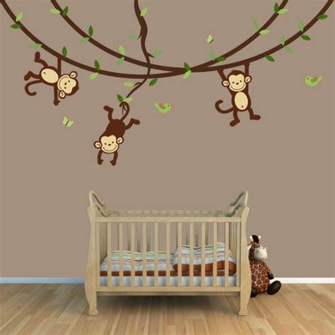 Babyzimmer Gestalten Neutral by Die 25 Besten Ideen Zu Dschungel Kinderzimmer Auf