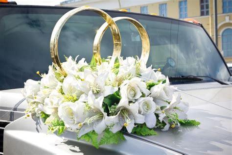 Hochzeitsschmuck Auto Blumen by Blumenschmuck F 252 R Das Hochzeitsauto Braut Org
