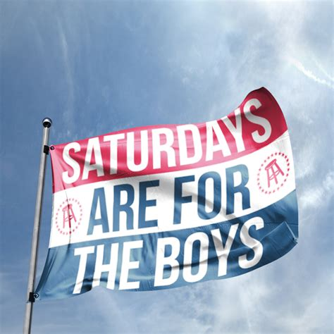 bar stools sports saturdays are for the boys flag barstool sports