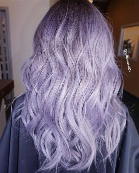 light purple hair color lila haarfarbe colorful hair pinterest hair coloring