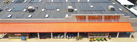 the home depot rooftop solar farms home depot finds new