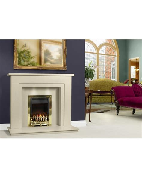 j r hill comforto micro marble fireplace