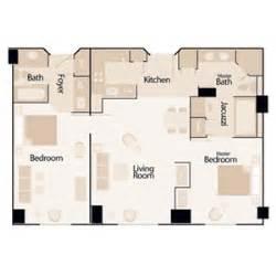 Elara 4 Bedroom Suite Floor Plan Elara Las Vegas 3 Bedroom Suite Floor Plan Meze