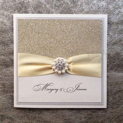 Handmade Wedding Invitation Cards - best 25 wedding cards handmade ideas on