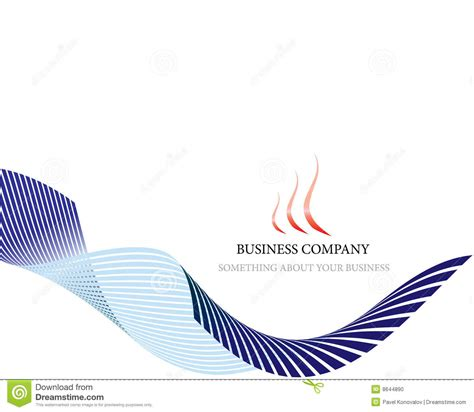 Modern Table Settings corporate background stock photo image 8644890
