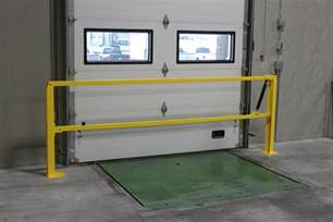 loading dock safety gate from ps safety access ps doors