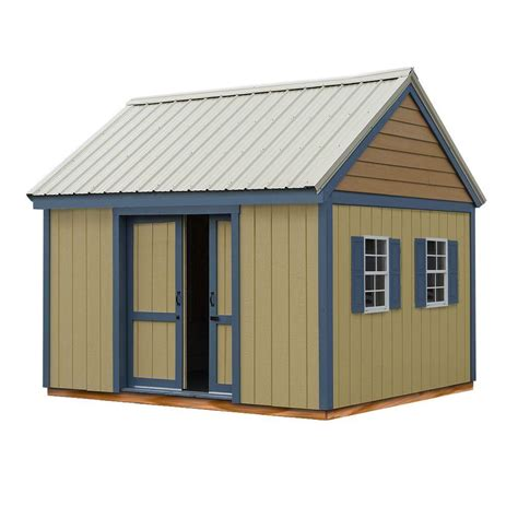 10 x12 shed floor kits best barns building systems brookhaven 10x12