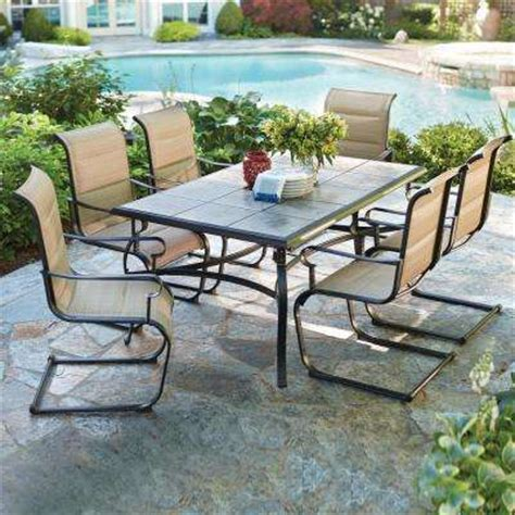 Home Depot Patio Furniture Dining Sets by Patio Dining Sets Patio Dining Furniture The Home Depot