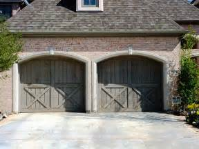 barn door style garage doors garage barn doors