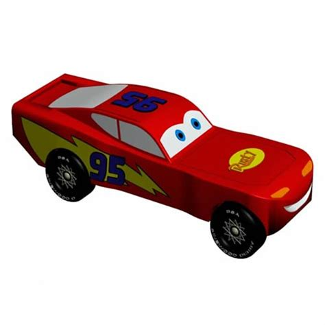 Pinewood Derby Templates Lightning Mcqueen Autos Post Lightning Mcqueen Pinewood Derby Car Template