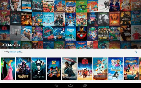 disney films disney and google play team up to bring disney movies