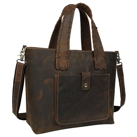 Bag Brown cheap brown leather shoulder bag leather travel bags