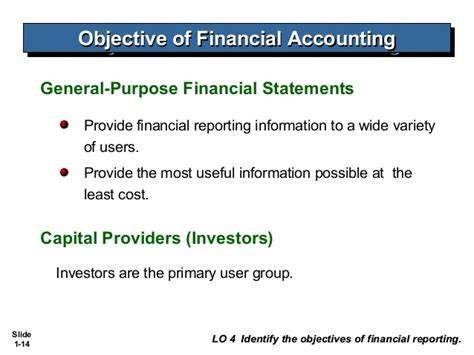 objectives of financial statements ch01 eng accounting intermediate