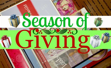 holiday charity donations gallery