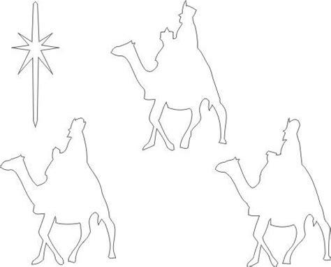 printable nativity stencils free printable wisemen stencil christ centered christmas