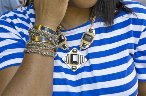 mixing gold and silver stripes and mixed metal k 233 la s kloset