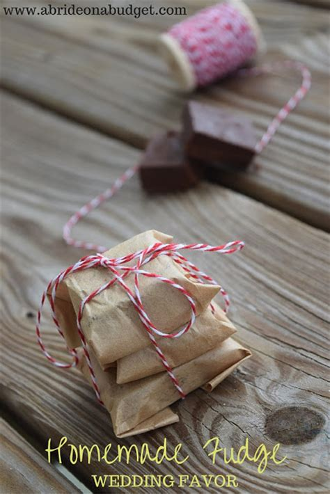 Handmade Fudge - 50 last minute handmade gifts you can diy in 60 minutes or
