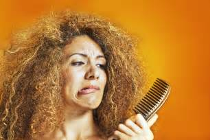 frizzy aged hair 7 hair mistakes that age you