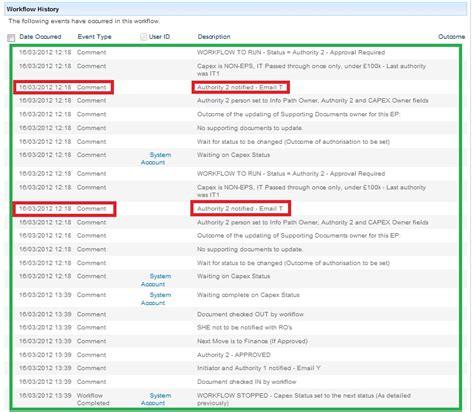 loop in sharepoint designer workflow 2010 2010 sharepoint designer workflow is looping itself when