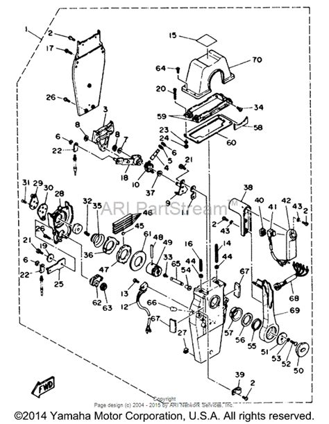 yamaha 703 remote box wiring diagram wiring diagram