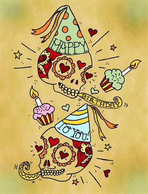 happy birthday tattoo 25 best ideas about happy birthday on