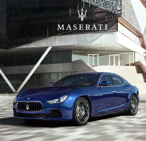 Maserati Ghibli Starting Price by Meet The All New Maserati Ghibli