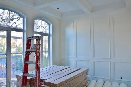 coffered walls news wallmark custom homes vancouver burnaby north shore