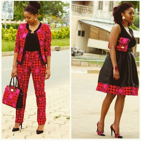 Coporate Ankara Styles For Women | office gown styles for nigerian ladies jiji ng blog