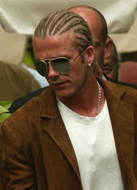 David Beckham Has by David Beckham Hairstyle