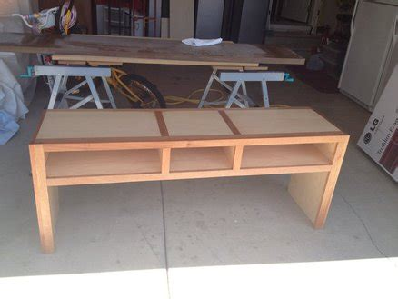 Japan Woodworking Amp Design Kreg Jig Tv Stand Plans