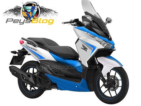 Lu Led Putih Motor Beat vario z 150 biru peysblog