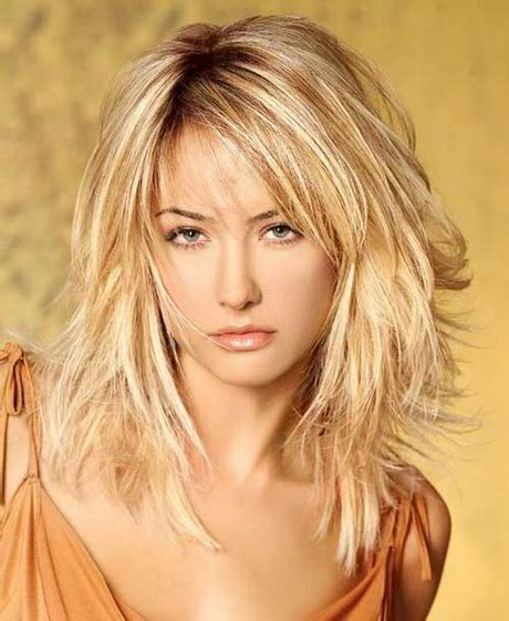 Best Medium Length Hairstyles 2016 by Best Mid Length Haircuts 2016