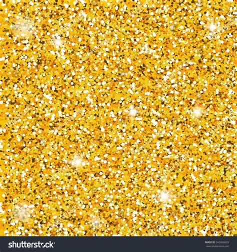 gold glitter pattern vector gold glitter texture golden dust seamless stock vector