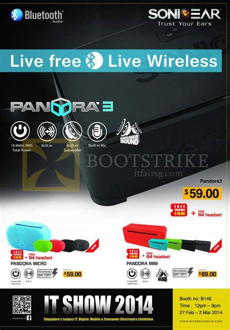 Headset Sonic Gear Hs Loop Ii X Warna Stok leap frog sonic gear pandora3 wireless speakers micro