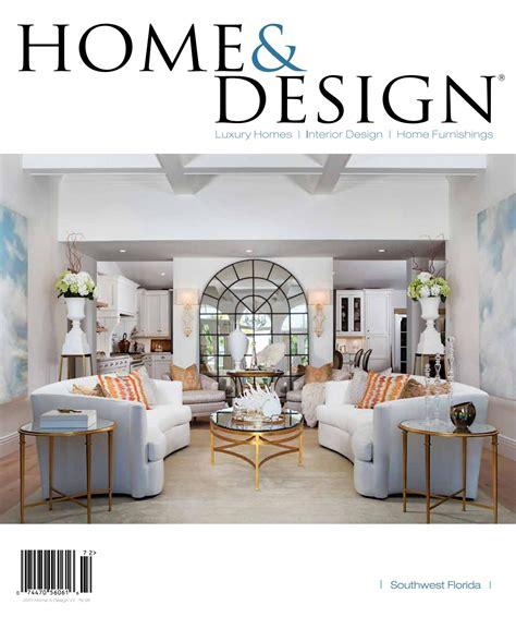 home  design magazine southwest florida edition