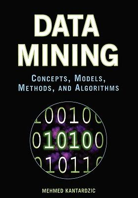 data mining concepts models methods  algorithms