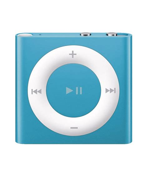 Best Buys Ipod Gift Set For by Buy Apple Ipod Shuffle 2gb Blue At Best Price In