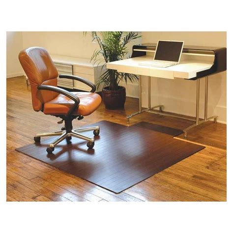 Office Chairs On Hardwood Floors Computer Chair Mats To Protect Your Floor Office Architect