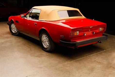 1982 Aston Martin 1982 Aston Martin Volante Convertible 130304