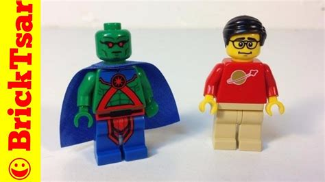 Dijamin Lego Minifigure Martian Manhunter Polybag lego 5002126 martian manhunter minifigure polybag dc comics heroes