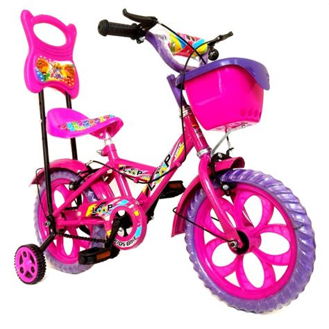 Pink Cycle loop cycles 14 inches master blaster pink purple