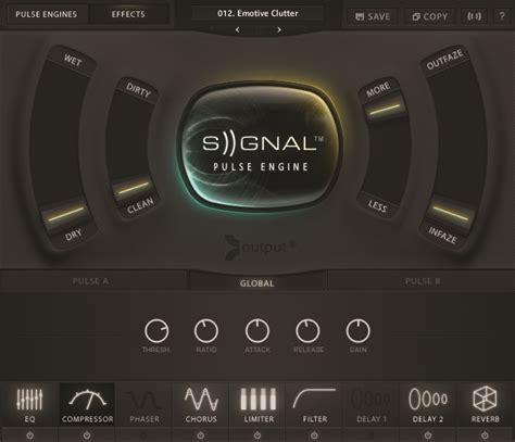 Output Sounds Signal V1 Kontakt Library Instrument Vsti Vst signal by output sles kontakt sles y