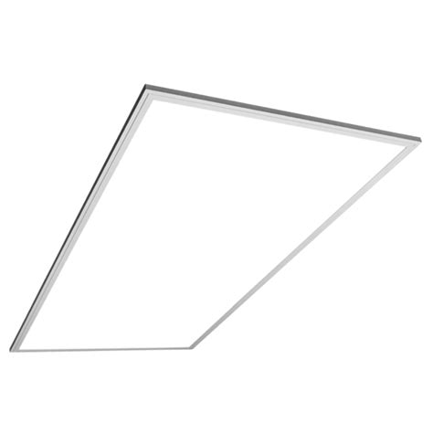 Lu Led Flat luxterior led dlc premium flat panel luminaires tcp lighting