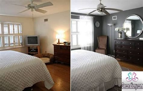 decorate your bedroom inspirational bedroom makeover before and after ideas