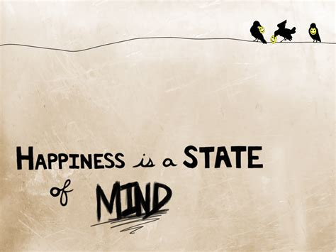 State Of Mind monochrome rainbow happiness cannot to dependent on anyone
