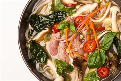Epicurious Detox Pho by Check Out Detox Pho With Beef Mushrooms And Kale It S