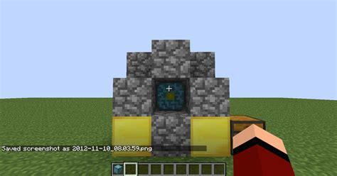 pattern nether reactor minecraft pe pocket edition nether reactor portalı yapımı