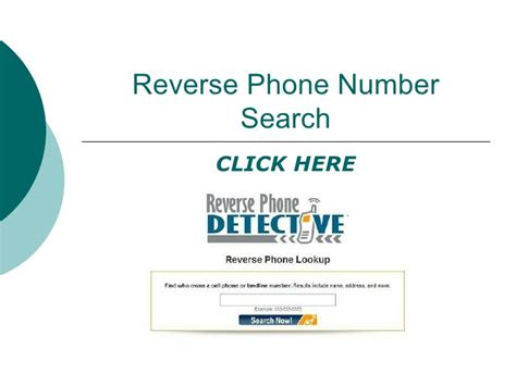 Reserve Address Lookup Phone Number Search Cellular Phone Number Search