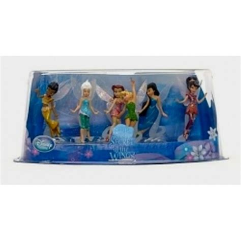 Figure Disney Fairies Tinker Bell Set 2 disney fairies secret of the wings play set